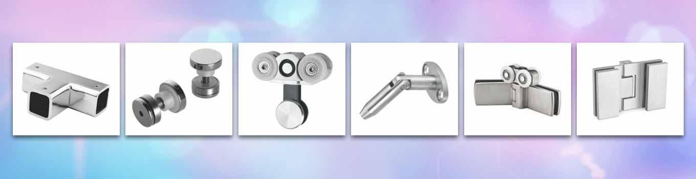 Glass Door Fittings Manufacturers in Varanasi