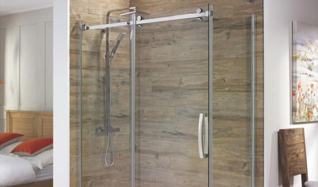 Glass Shower Partition Fitting Manufacturers in Lucknow